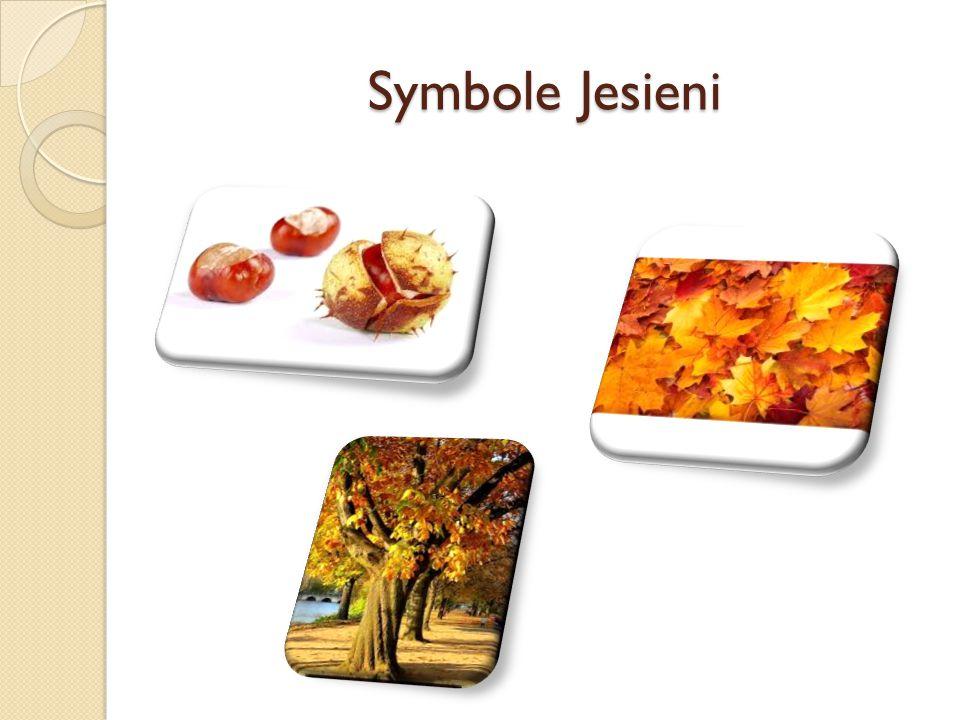 Symbole Jesieni