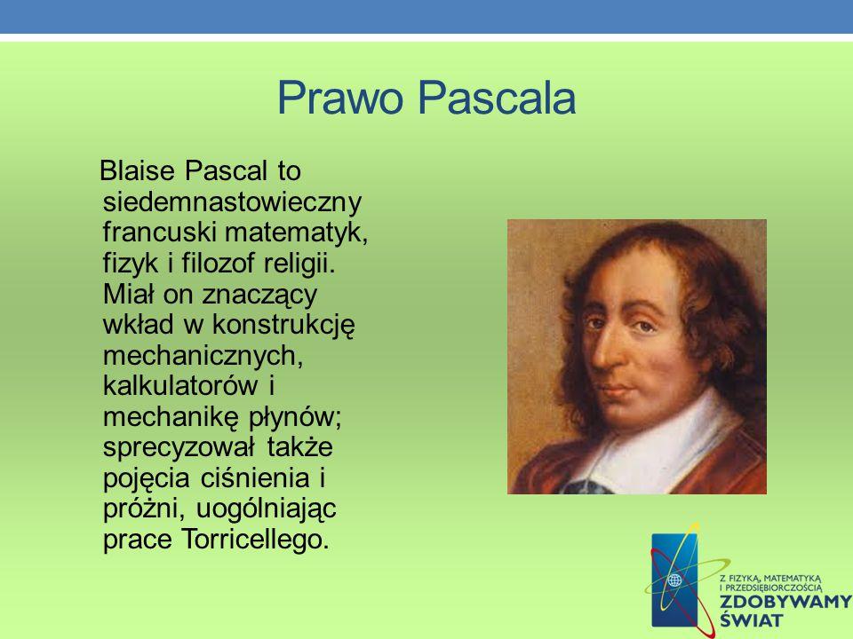 Prawo Pascala