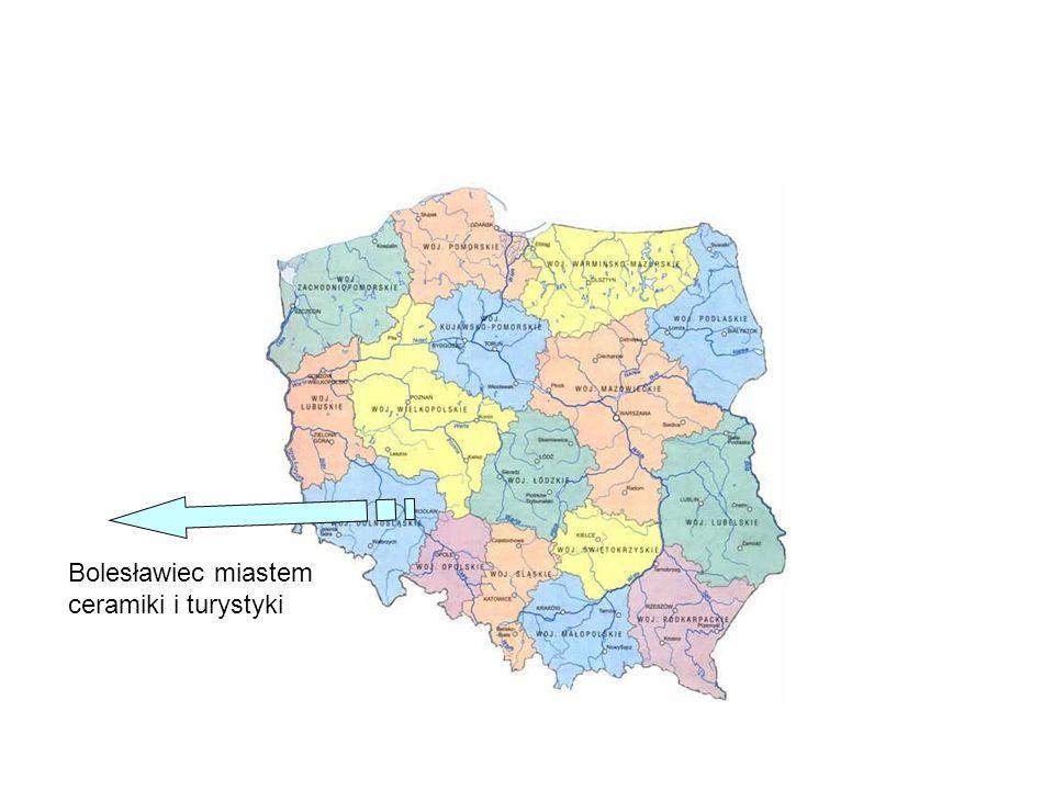 Bolesławiec miastem ceramiki i turystyki