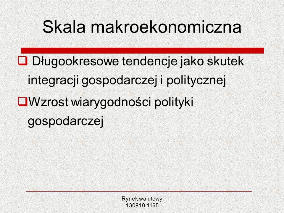 Skala makroekonomiczna