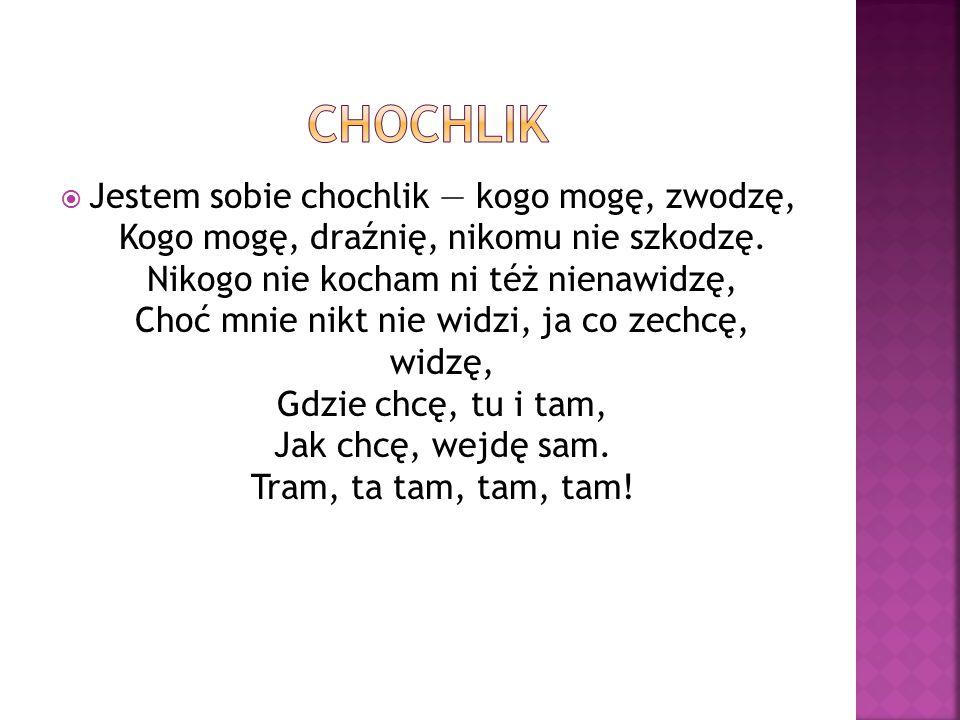 Chochlik