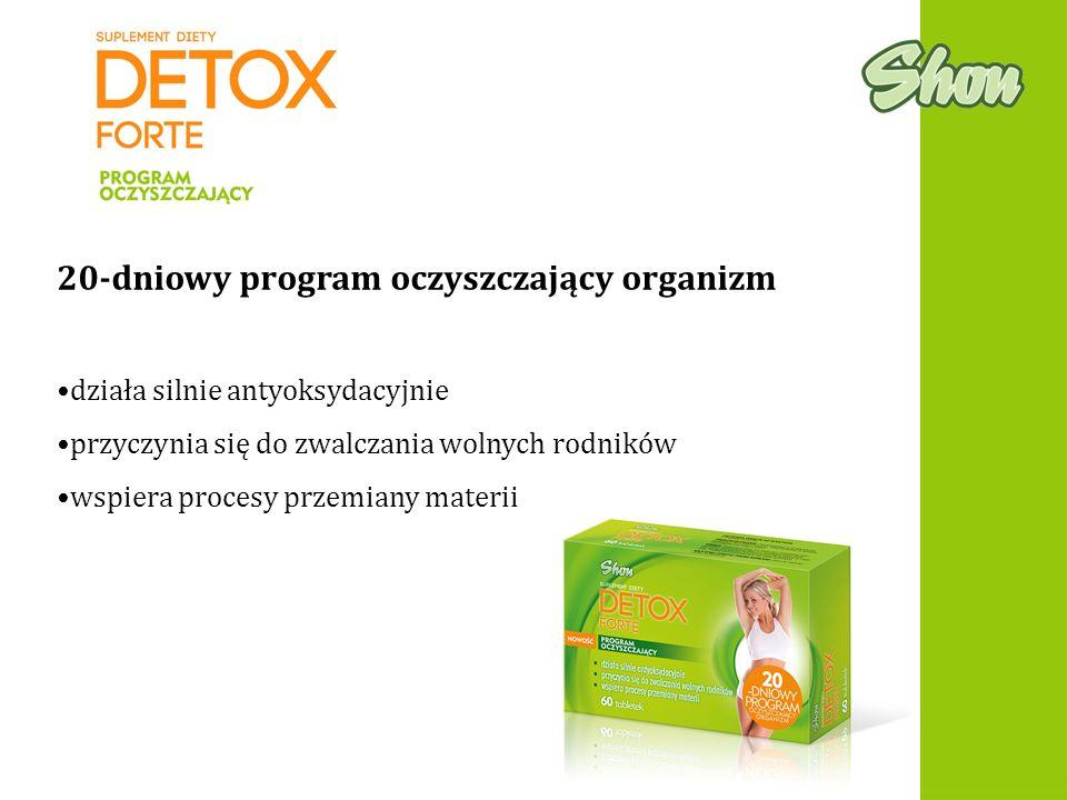 20-dniowy program oczyszczający organizm