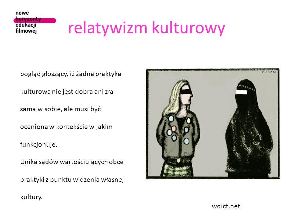 relatywizm kulturowy