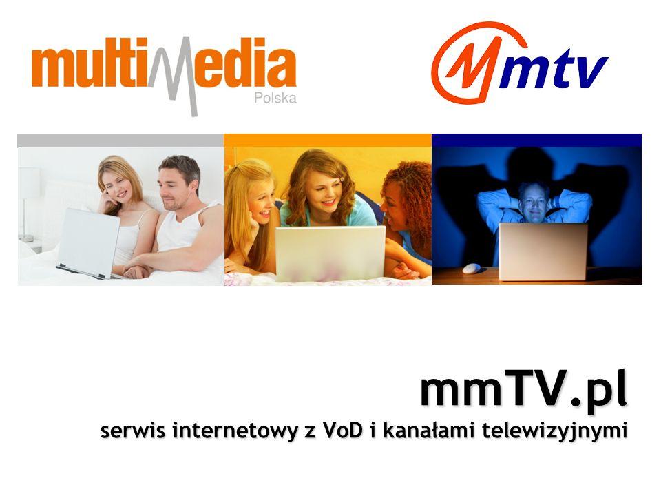 mmTV.pl serwis internetowy z VoD i kanałami telewizyjnymi