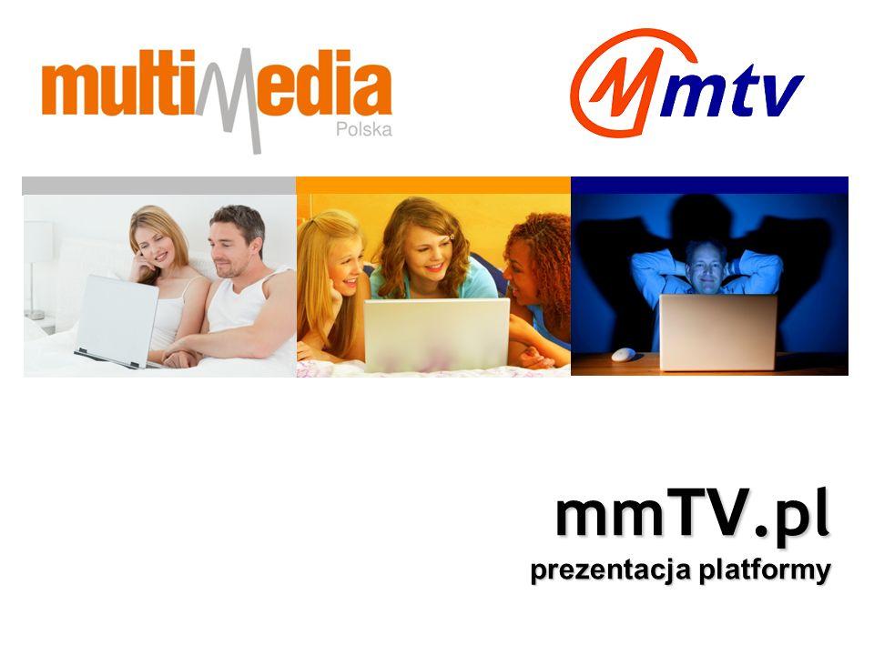 mmTV.pl prezentacja platformy