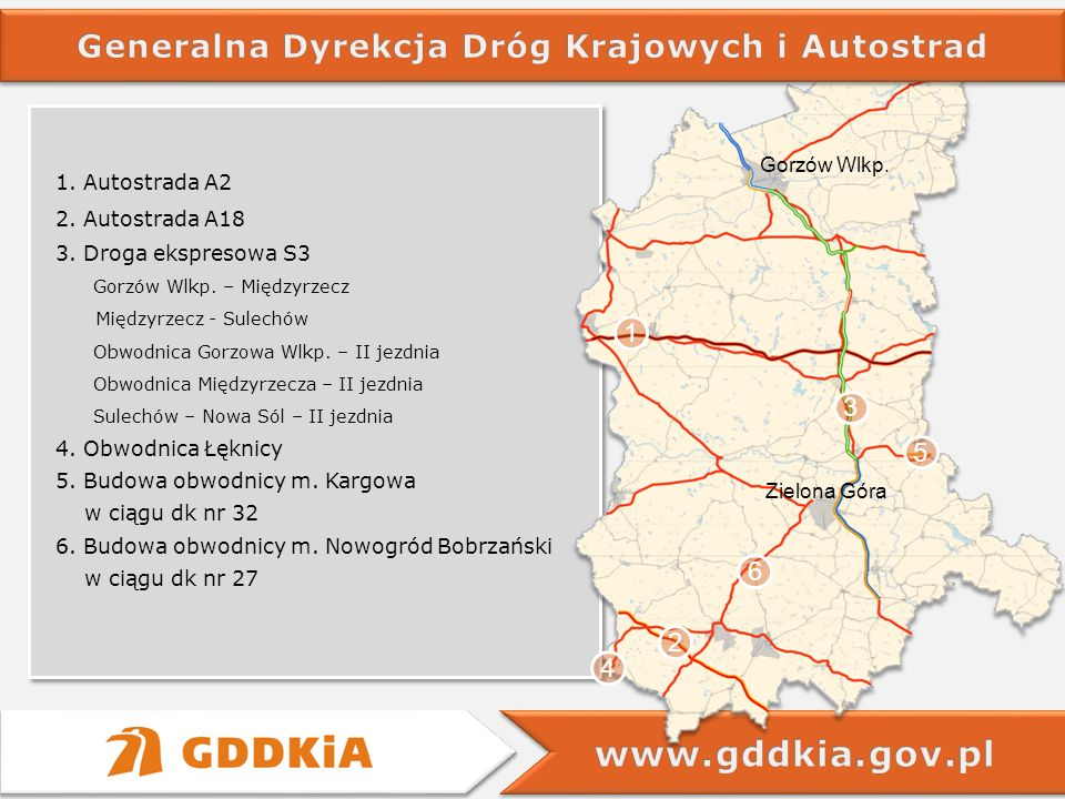 Generalna Dyrekcja Dróg Krajowych i Autostrad