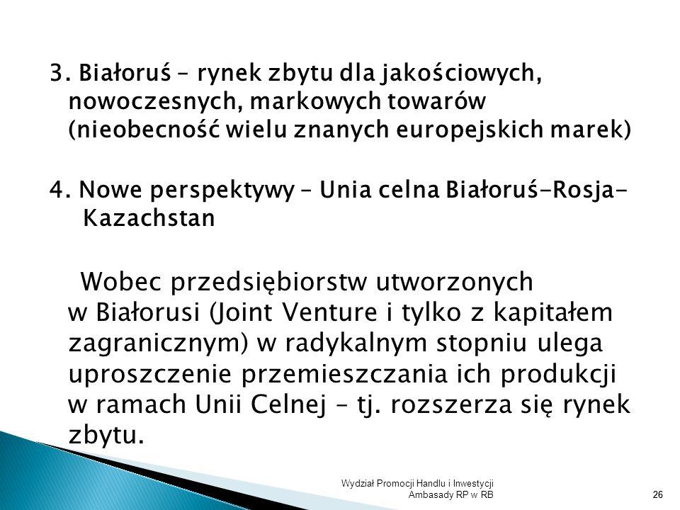 Чем интересна Беларусь для иностранных инвесторов на современном этапе