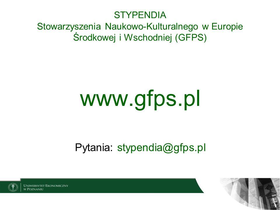 Pytania: stypendia@gfps.pl