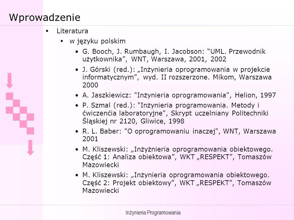 Wprowadzenie Literatura w języku polskim
