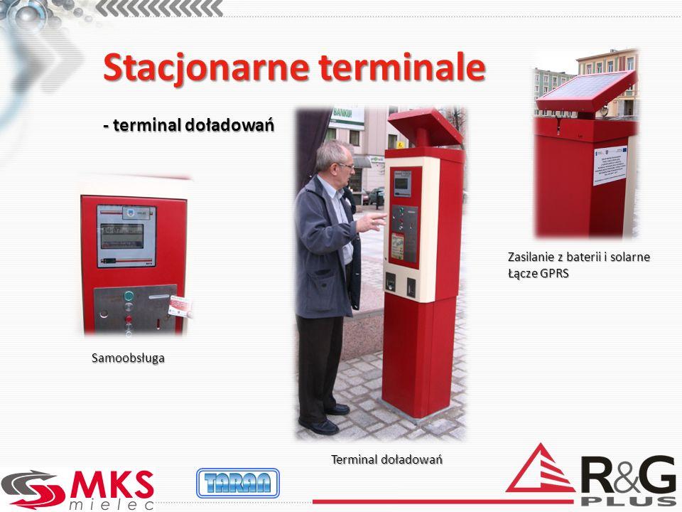 Stacjonarne terminale