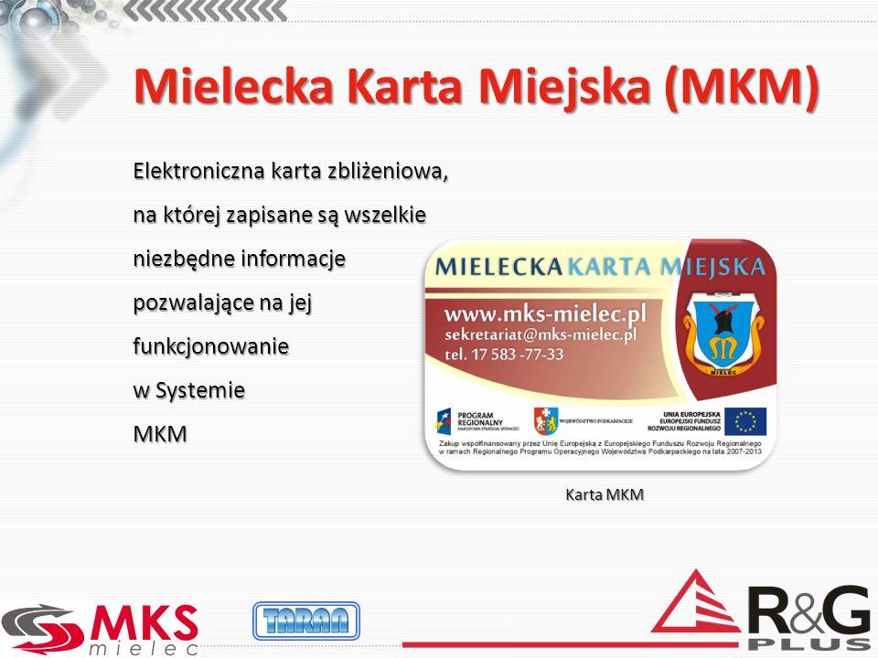 Mielecka Karta Miejska (MKM)