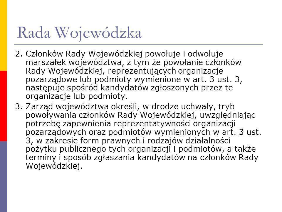 Rada Wojewódzka