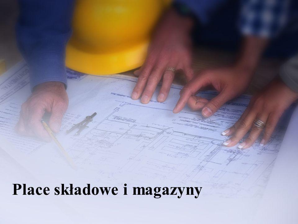 Place składowe i magazyny