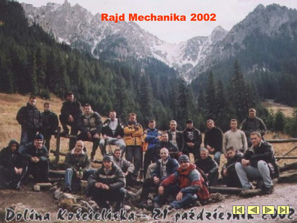 Rajd Mechanika 2002