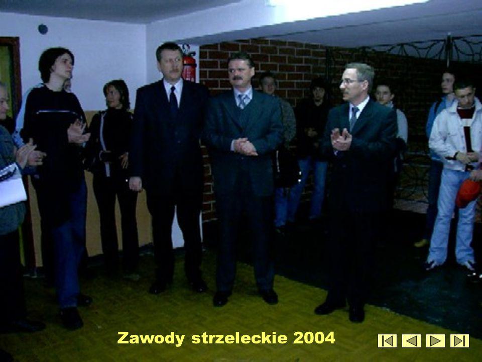 Zawody strzeleckie 2004