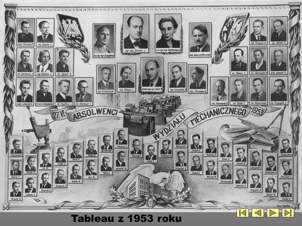 Tableau z 1953 roku