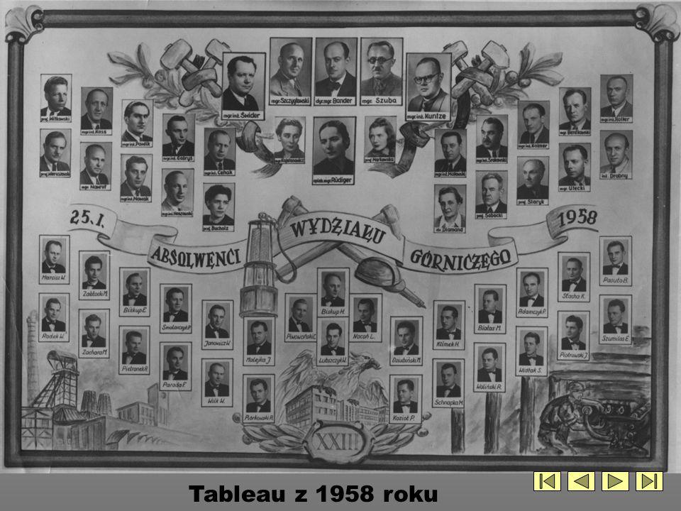 Tableau z 1958 roku
