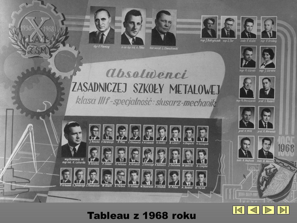 Tableau z 1968 roku