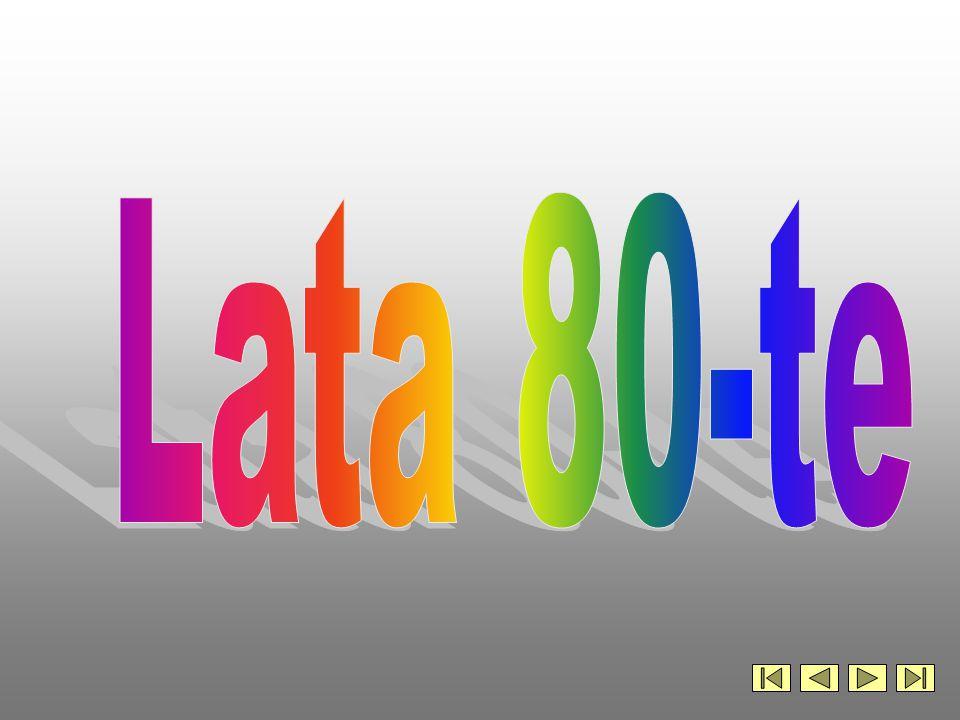 Lata 80-te