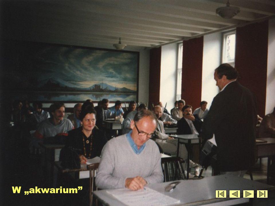 """W """"akwarium"""