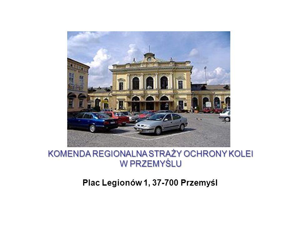 Plac Legionów 1, 37-700 Przemyśl