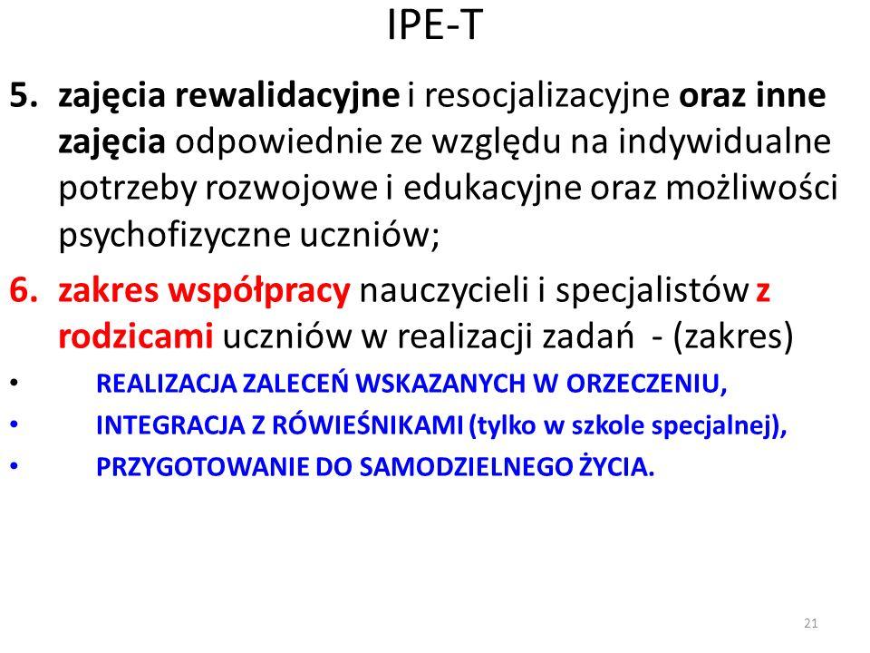 IPE-T