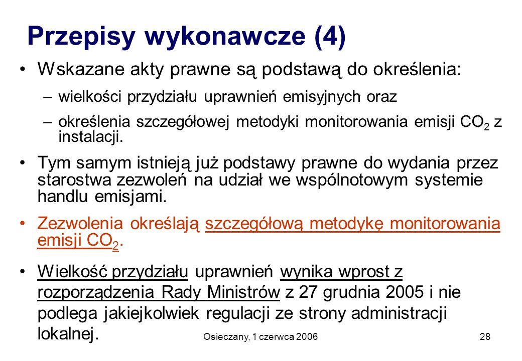 Przepisy wykonawcze (4)