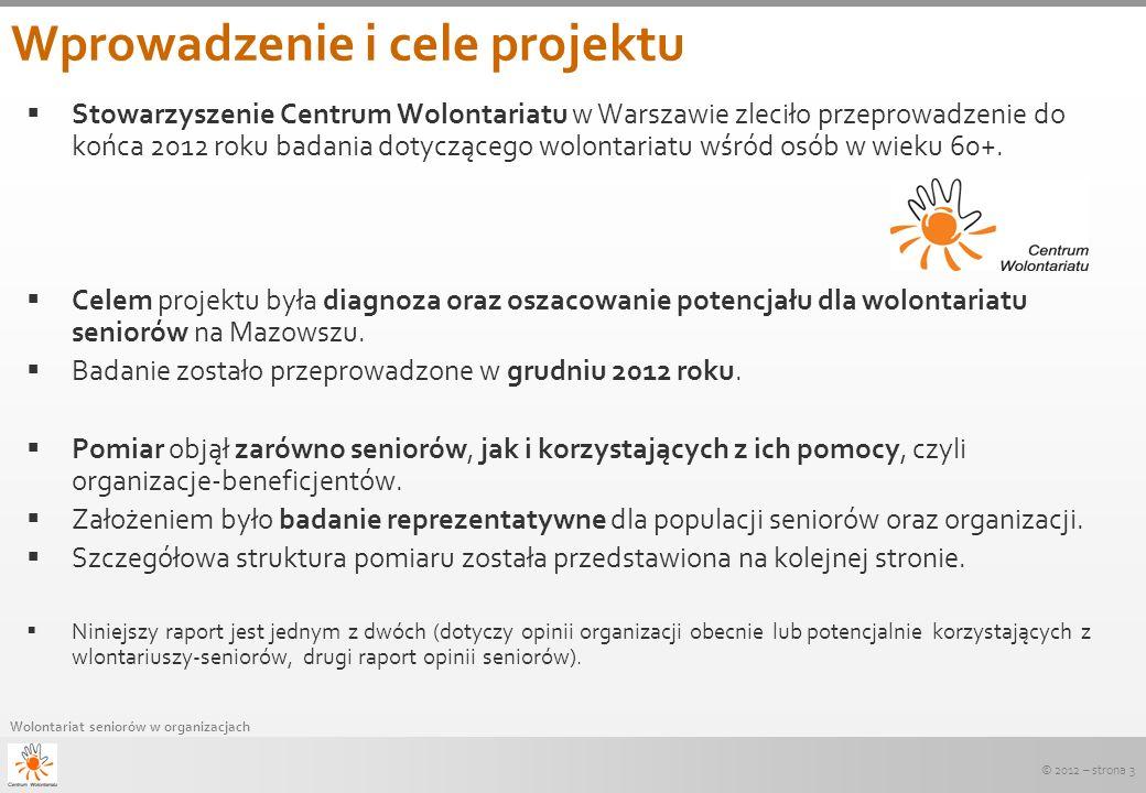 Wprowadzenie i cele projektu