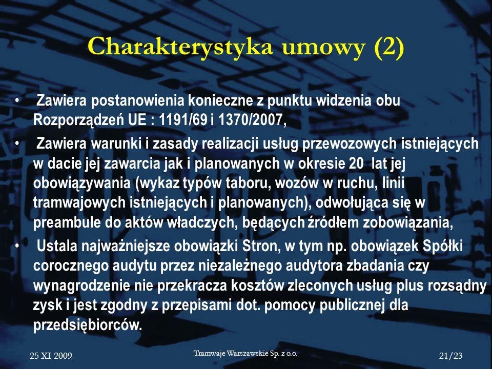 Charakterystyka umowy (2)
