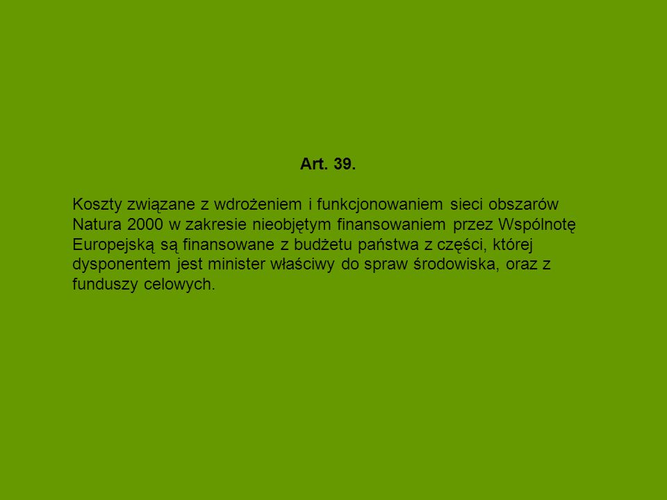 Art. 39.