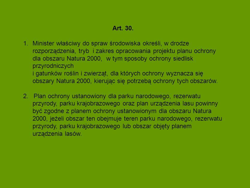 Art. 30.