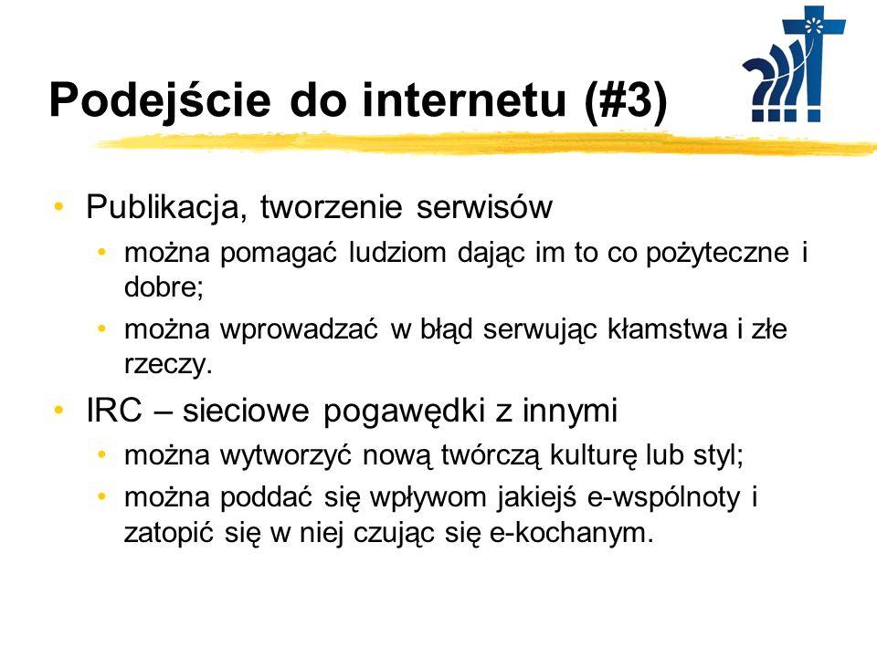 Podejście do internetu (#3)