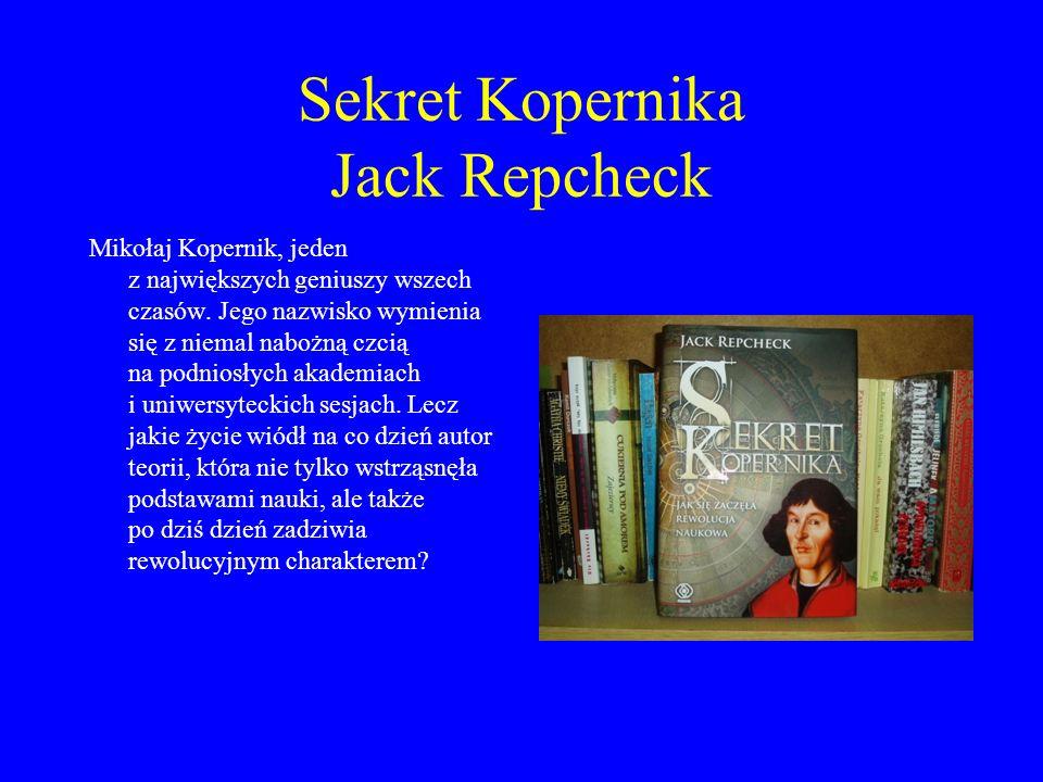 Sekret Kopernika Jack Repcheck
