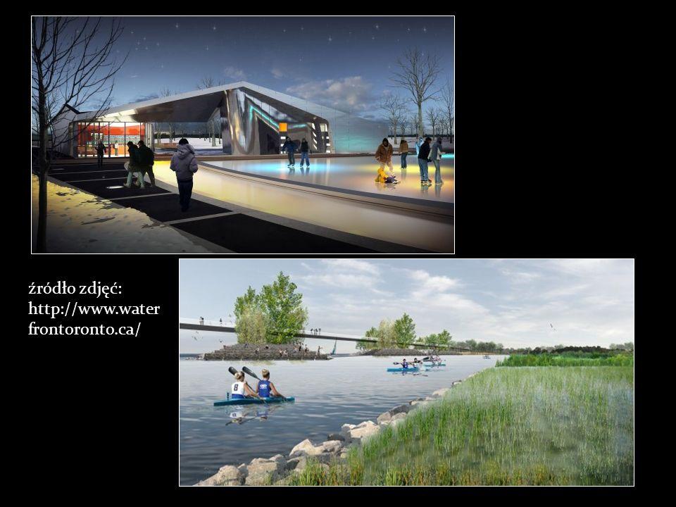 źródło zdjęć: http://www.waterfrontoronto.ca/