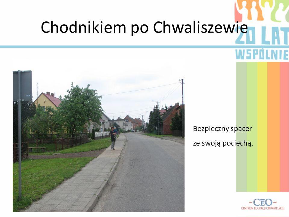 Chodnikiem po Chwaliszewie