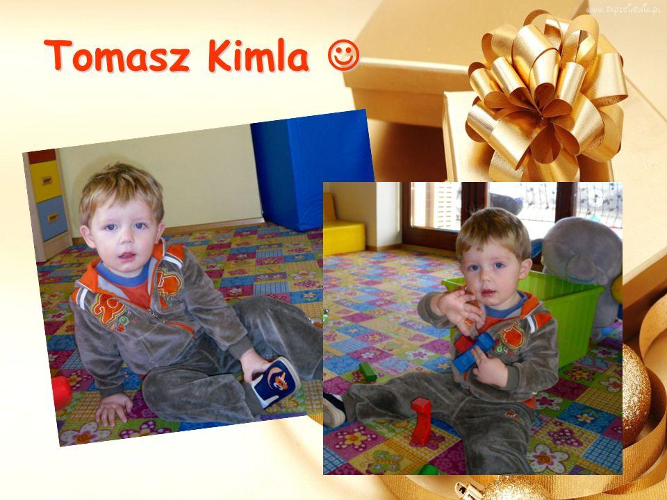 Tomasz Kimla 