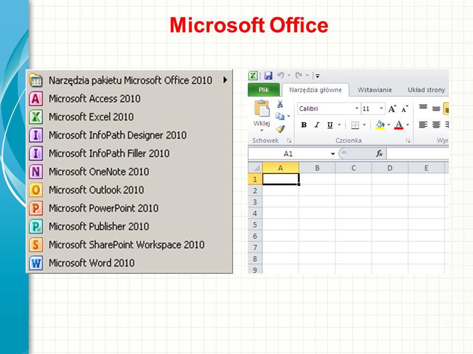 Microsoft Office Omów krótko prezentację. Przedstaw najważniejszy element i wyjaśnij, dlaczego jest on istotny.