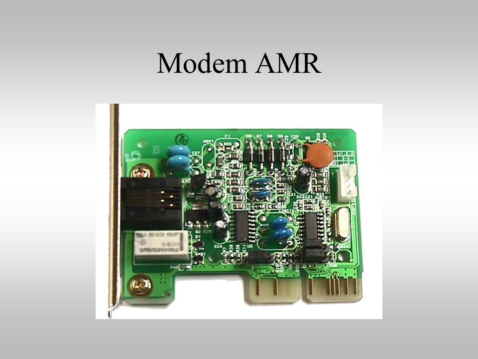Modem AMR