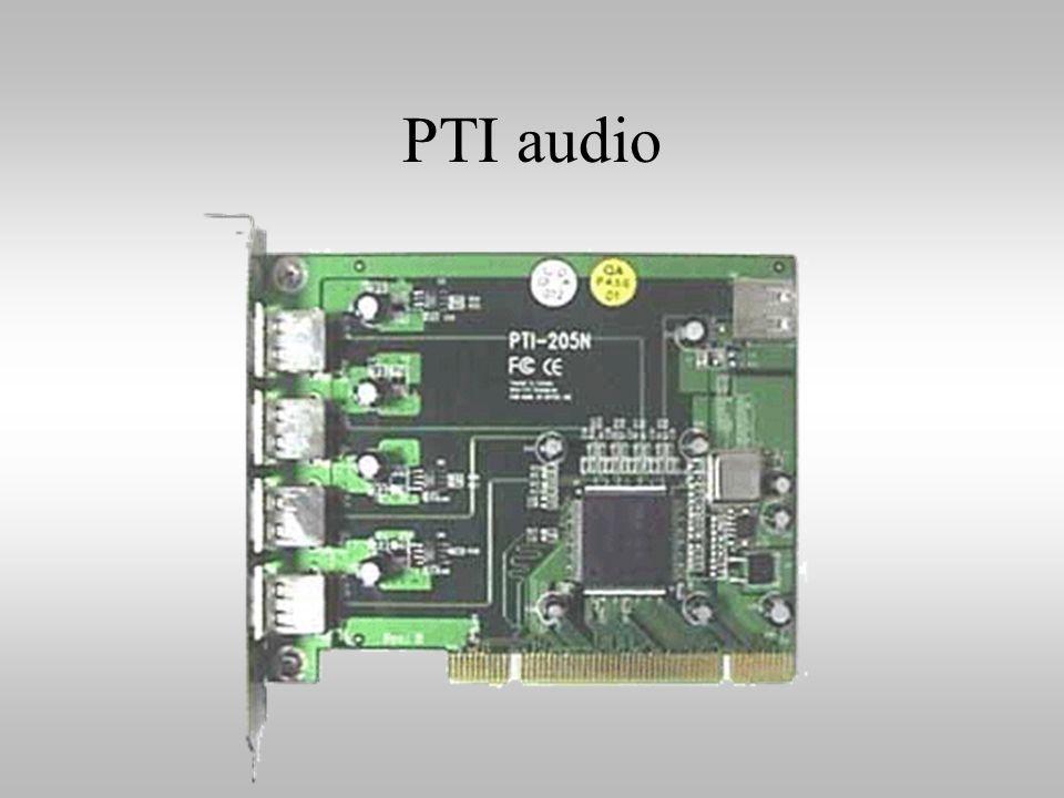 PTI audio