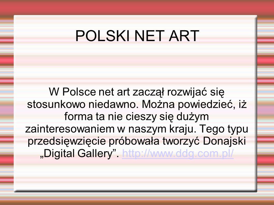 POLSKI NET ART