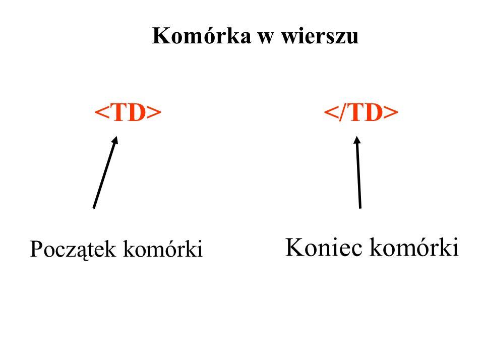 <TD> </TD>