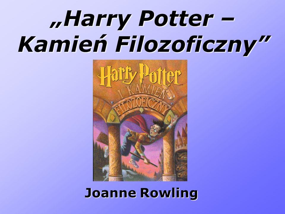 """""""Harry Potter – Kamień Filozoficzny"""