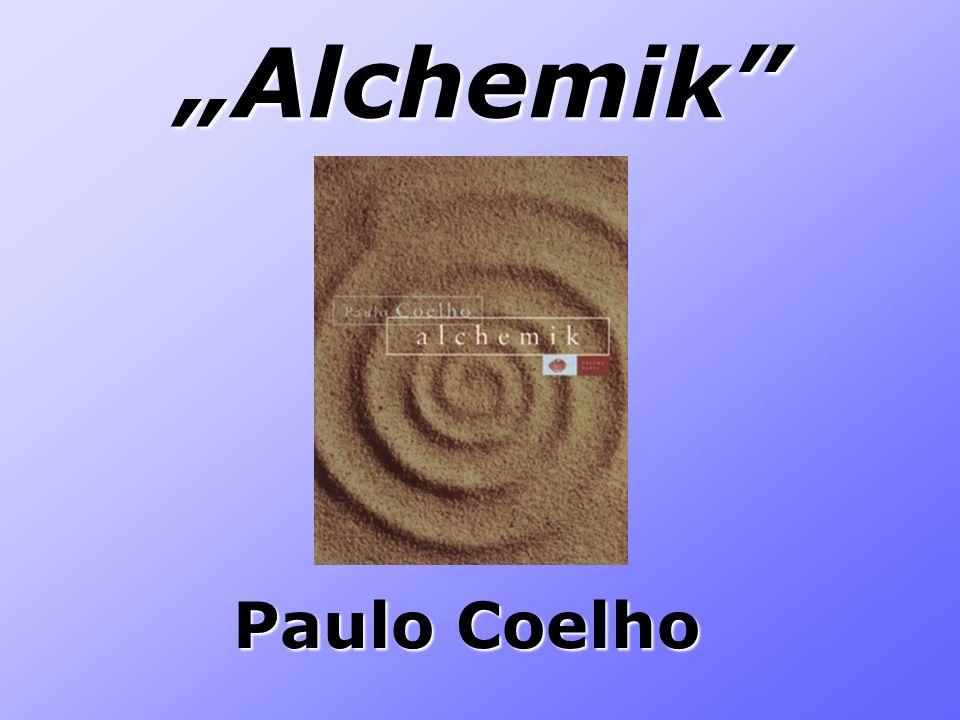 """""""Alchemik Paulo Coelho"""
