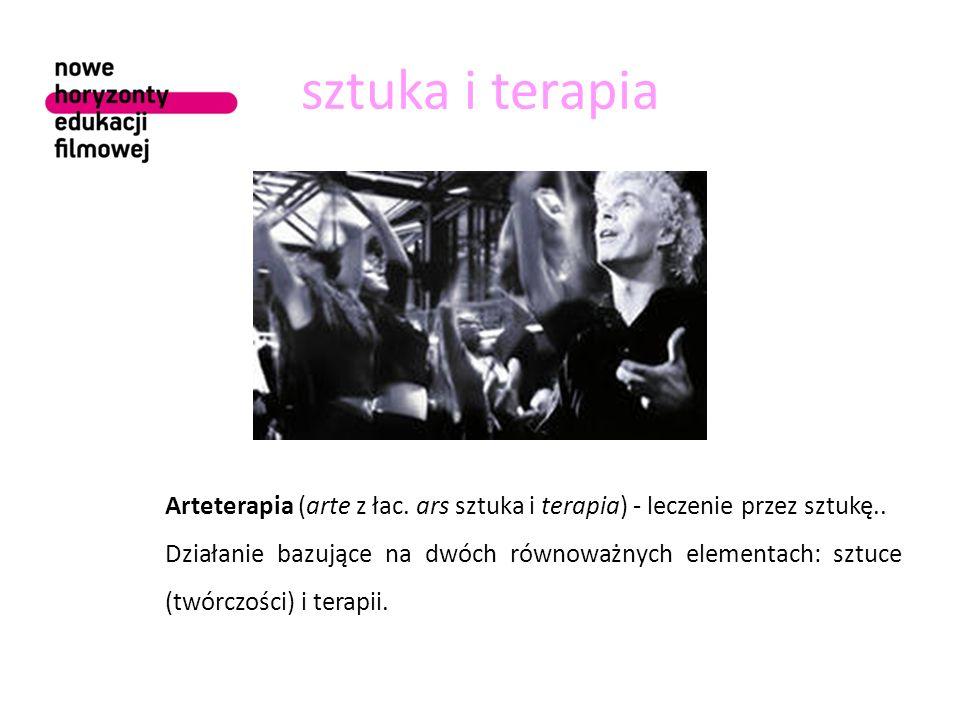 sztuka i terapia
