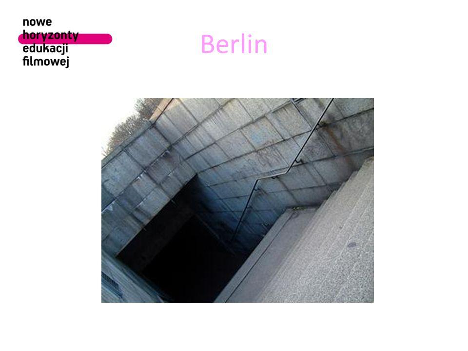 BerlinMiasto i film.