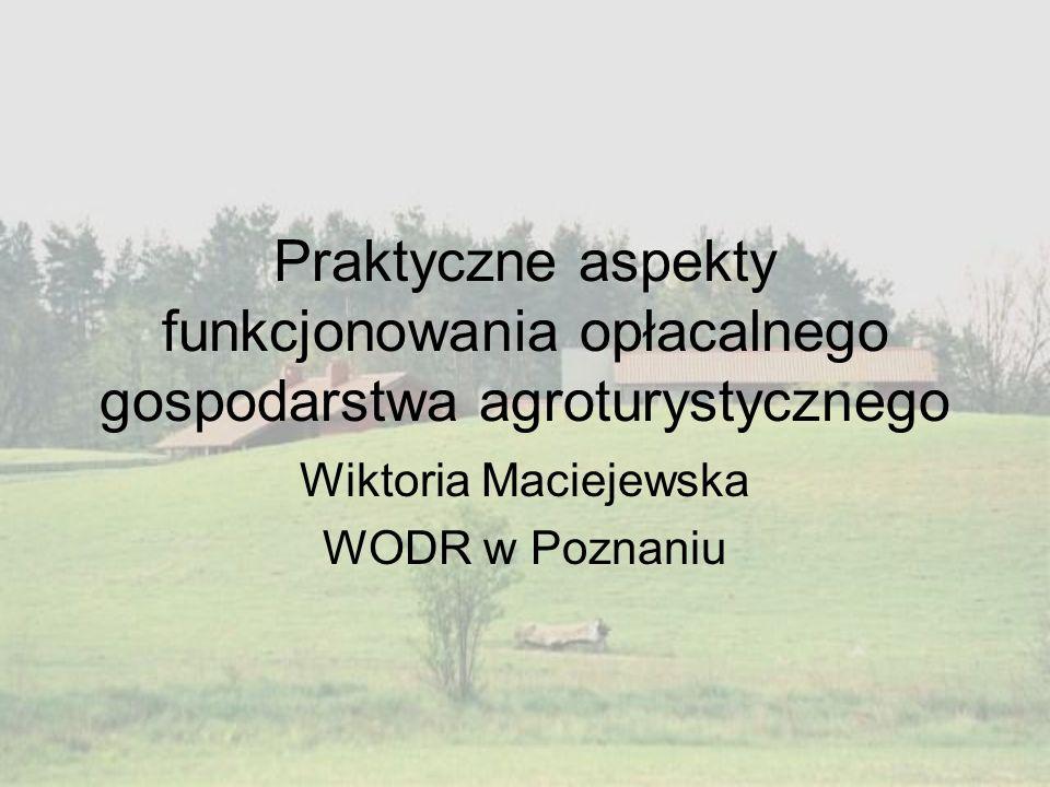 Wiktoria Maciejewska WODR w Poznaniu