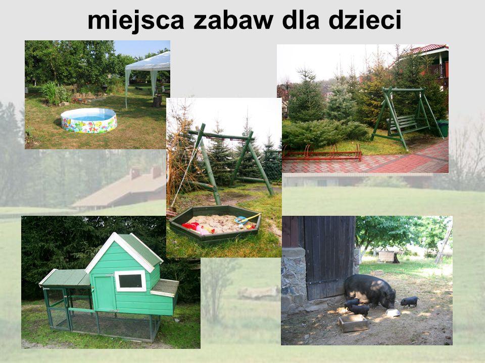 miejsca zabaw dla dzieci