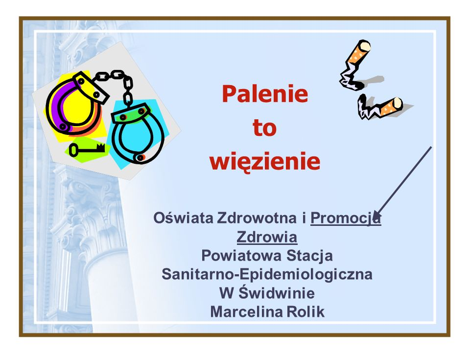 Oświata Zdrowotna i Promocja Zdrowia Sanitarno-Epidemiologiczna