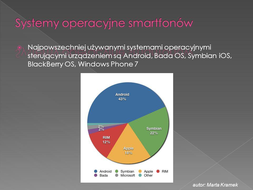 Systemy operacyjne smartfonów