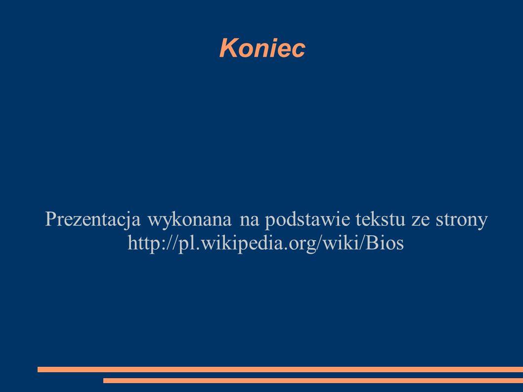 Prezentacja wykonana na podstawie tekstu ze strony